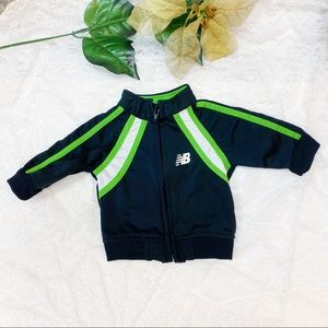 🌵5/$25 NB Zip Up Jacket - 3/6 M